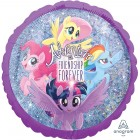 My Little Pony Friendship Adventures Holographic 45cm Foil Balloon_thumb.jpg