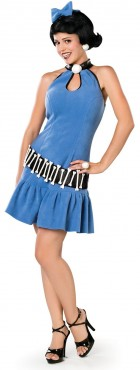 The Flintstones Betty Adult Plus Women's Costume_thumb.jpg