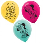 Minnie Mouse Happy Helpers Latex Balloons 30cm Pack of 6_thumb.jpg