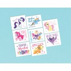 My Little Pony Friendship Adventures Tattoo Favors Pack of 8_thumb.jpg