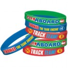 Thomas the Tank Engine All Aboard Rubber Bracelet Favors Pack of 6_thumb.jpg