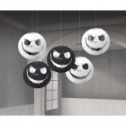 The Nightmare Before Christmas Mini Lantern Hanging Decorations Pack of 5_thumb.jpg