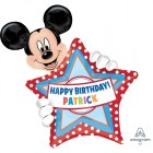 Mickey Mouse Happy Birthday SuperShape XL Personalized Foil Balloon_thumb.jpg