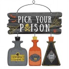 Pick Your Poison Deluxe MDF Hanging Sign_thumb.jpg
