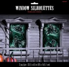 Cemetery Silhouettes Window Halloween Decorations Pack of 2_thumb.jpg