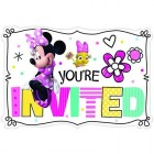 Minnie Mouse Happy Helpers Invitations Pack of 8_thumb.jpg