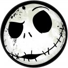 The Nightmare Before Christmas 17cm Round Paper Plates Pack of 8_thumb.jpg
