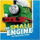 Thomas the Tank Engine All Aboard 2 Ply Beverage Napkins Pack of 16_thumb.jpg