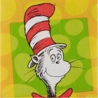 Dr. Seuss Cat in the Hat Beverage Napkins Pack of 16_thumb.jpg