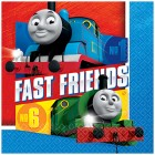 Thomas the Tank Engine All Aboard 2 Ply Luncheon Napkins Pack of 16_thumb.jpg