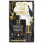 Pop the Bubbly Happy New Year Honeycomb Photo Prop Kit Pack of 13_thumb.jpg