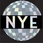Disco Ball Drop Happy New Year Lunch Napkins Pack of 16_thumb.jpg