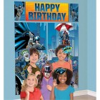 Batman Happy Birthday Scene Setter & Photo Props Kit_thumb.jpg
