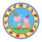 Peppa Pig Round Paper Luncheon Plates Pack of 8_thumb.jpg