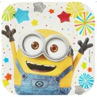 Despicable Me Minion Made Square Paper Luncheon Plates Pack of 8_thumb.jpg