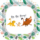The Lion King 17cm Square Paper Plates Pack of 8_thumb.jpg