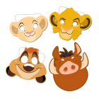 The Lion King Paper Masks Pack of 8_thumb.jpg