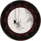 Dark Manor 23cm Round Paper Plates Pack of 8_thumb.jpg
