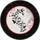 Dark Manor 17cm Round Paper Plates Pack of 8_thumb.jpg