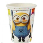 Despicable Me Minion Made Paper Cups Pack of 8_thumb.jpg