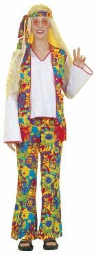 Hippie Woman Adult Plus Women's Costume_thumb.jpg