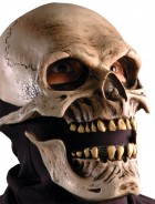 Death Reaper Skull Mask Skeleton Adult's Costume Accessory_thumb.jpg