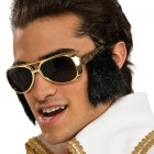 Elvis Presley Glasses with Sideburns Men's Costume Accessory_thumb.jpg