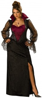 Midnight Vampiress Adult Plus Women's Costume_thumb.jpg