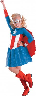 Captain America Girl Classic Toddler / Child Girl's Costume_thumb.jpg