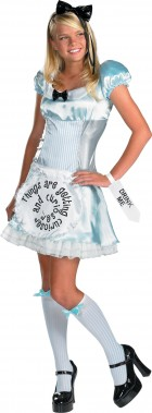 Alice in Wonderland Tween / Teen Girl's Costume_thumb.jpg