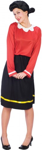 Olive Oyl Adult Plus Women's Costume_thumb.jpg