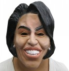 Michelle Obama Funny Mask Women's Costume Accessory_thumb.jpg