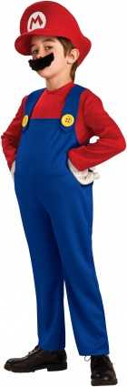 Super Mario Bros. Mario Deluxe Toddler / Child Costume_thumb.jpg