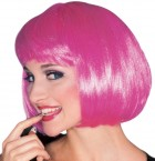 Hot Pink Super Model Wig Women's Costume Accessory_thumb.jpg