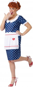 I Love Lucy Sassy Lucy Adult Women's Costume_thumb.jpg