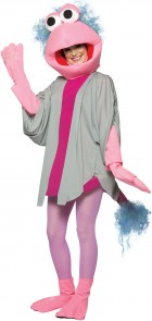 Fraggle Rock Mokey Adult Funny 80s Cartoon Costume_thumb.jpg