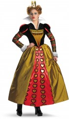 Alice In Wonderland Movie Deluxe Red Queen Adult Women's Costume_thumb.jpg