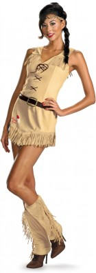 The Lone Ranger - Sexy Tonto Adult Women's Costume_thumb.jpg