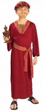 Burgundy Wiseman Bible Nativity Child Costume_thumb.jpg