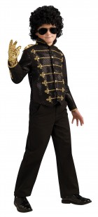 Michael Jackson Deluxe Black Military Jacket Child_thumb.jpg