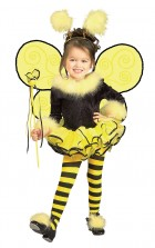 Bumble Bee Toddler / Child Girl's Costume_thumb.jpg