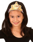 Beauty and the Beast Belle Fabric Child Tiara_thumb.jpg