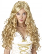Mythic Roman Greek Goddess Adult Costume Wig Blonde_thumb.jpg