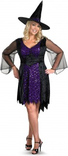 Brilliantly Bewitched Adult Plus Women's Costume_thumb.jpg