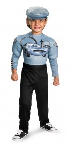 Cars 2 Finn McMissile Toddler / Child Costume_thumb.jpg