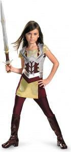 Thor Movie Lady Sif Child Girl's Costume_thumb.jpg