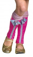 Winx Club Flora Girl's Leg Cover Warmers Costume Accessory_thumb.jpg