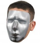 Full Silver Blank Face Mask Jabberwocky Mask Accessory_thumb.jpg