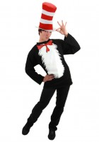 Dr. Seuss Cat In The Hat Adult Costume Kit S/M_thumb.jpg