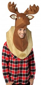 Loose Moose Trophy Head Adult Costume Accessory_thumb.jpg